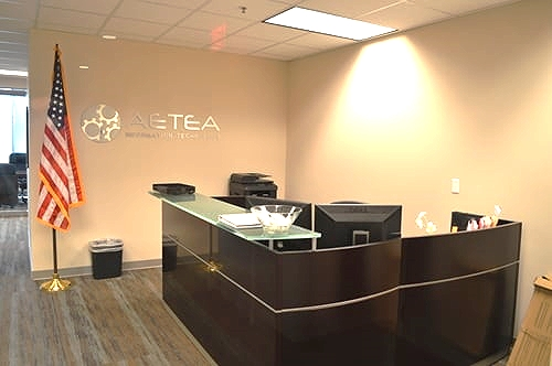 AETEA Office Renovation