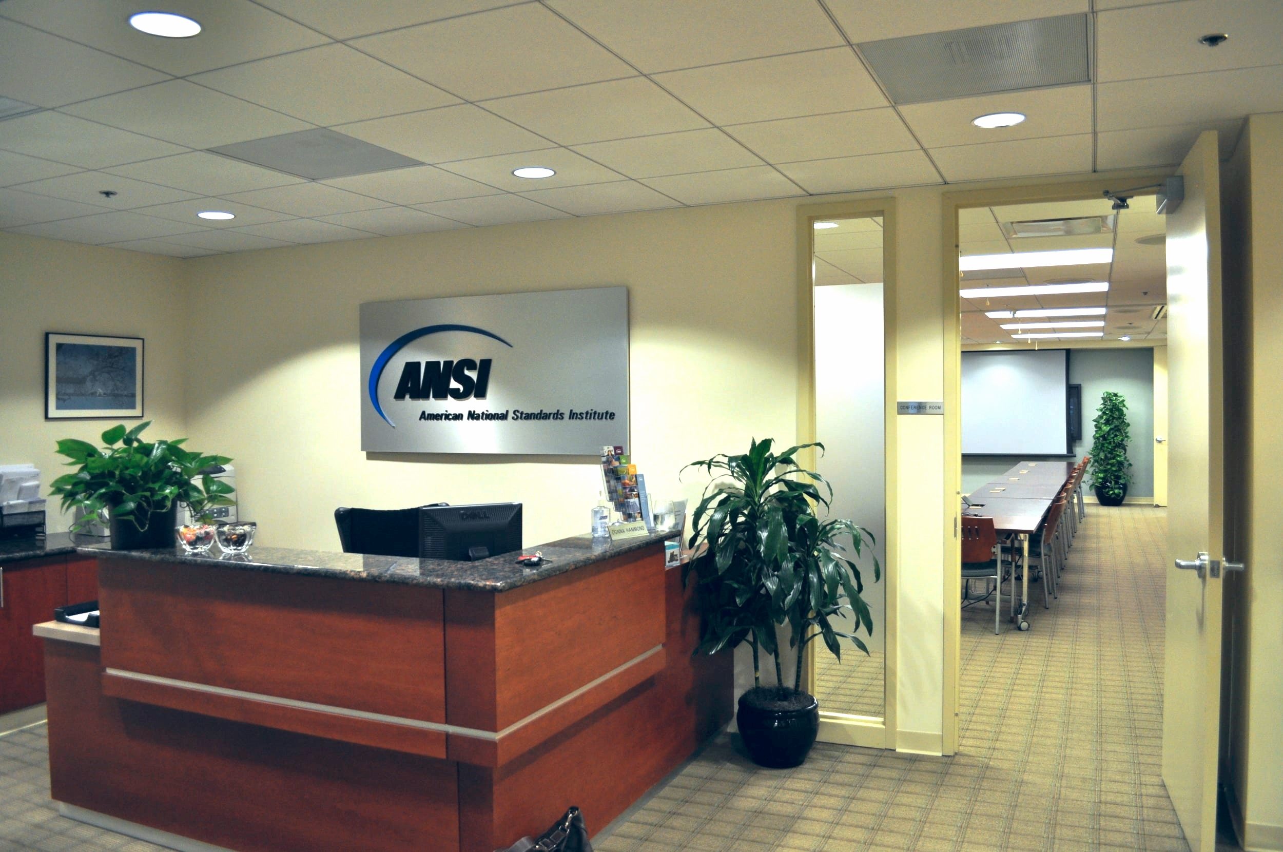 ANSI Headquarters Renovation
