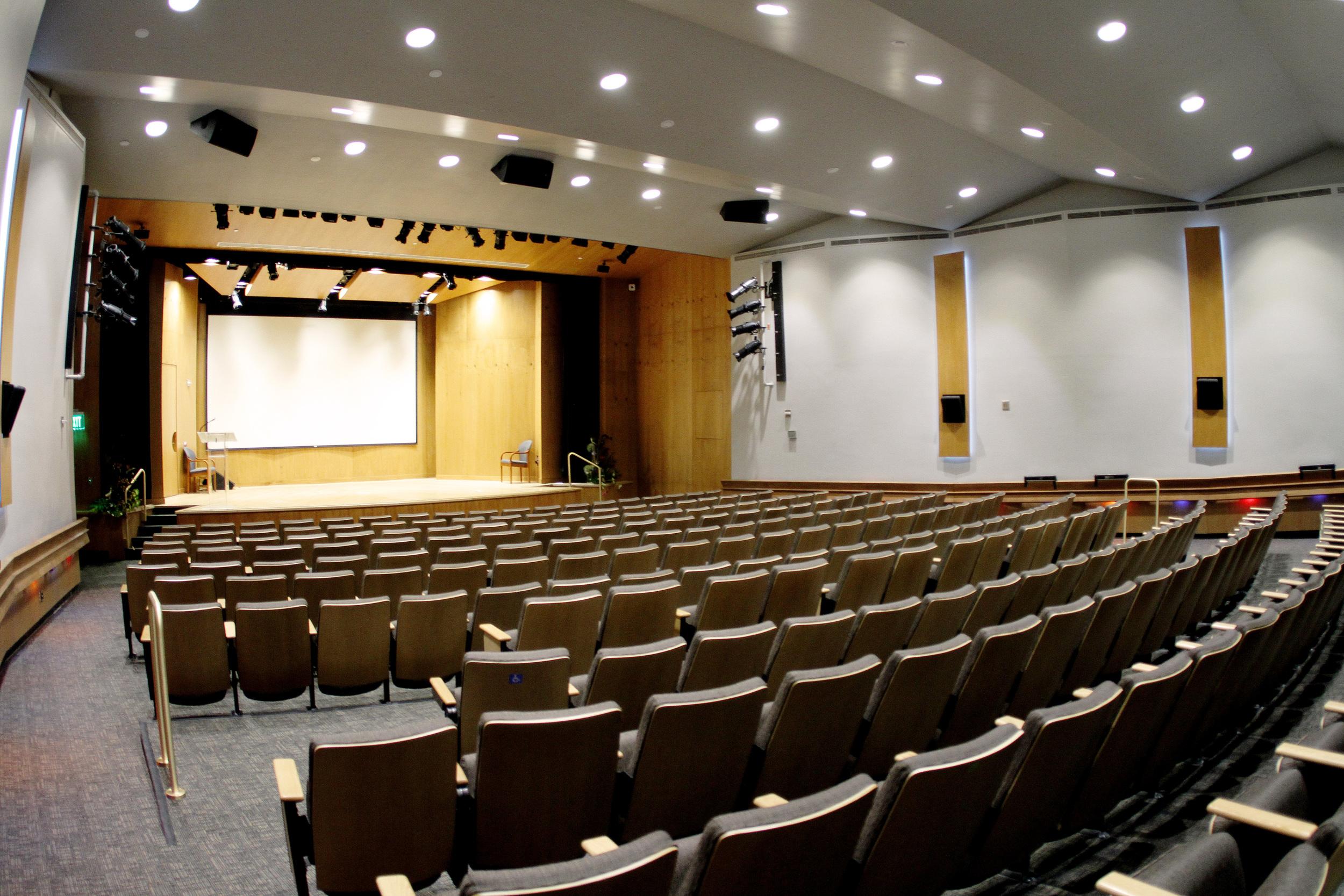 Carmichael Auditorium