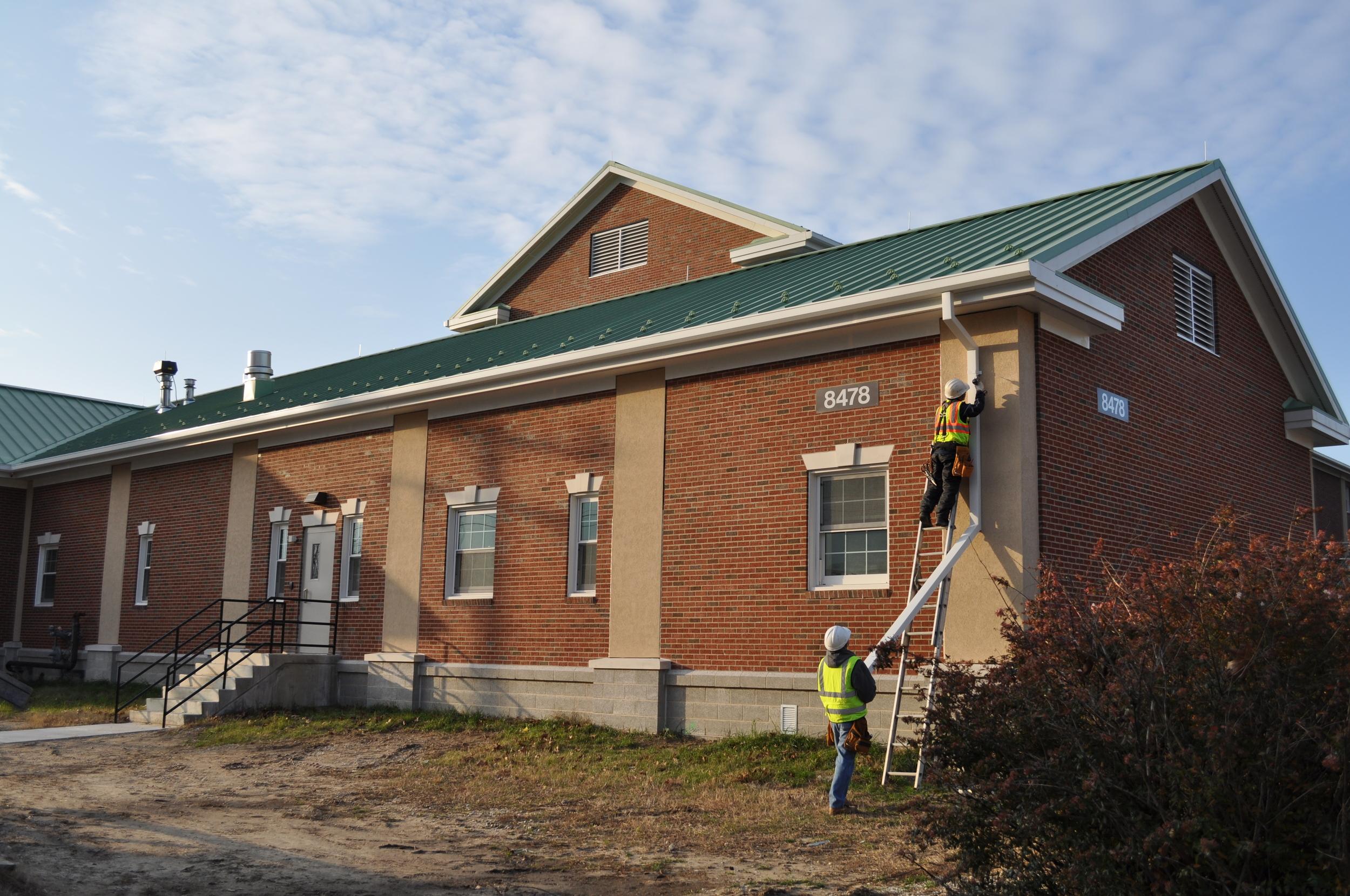 Fort Meade - TBUP Barracks Renovation