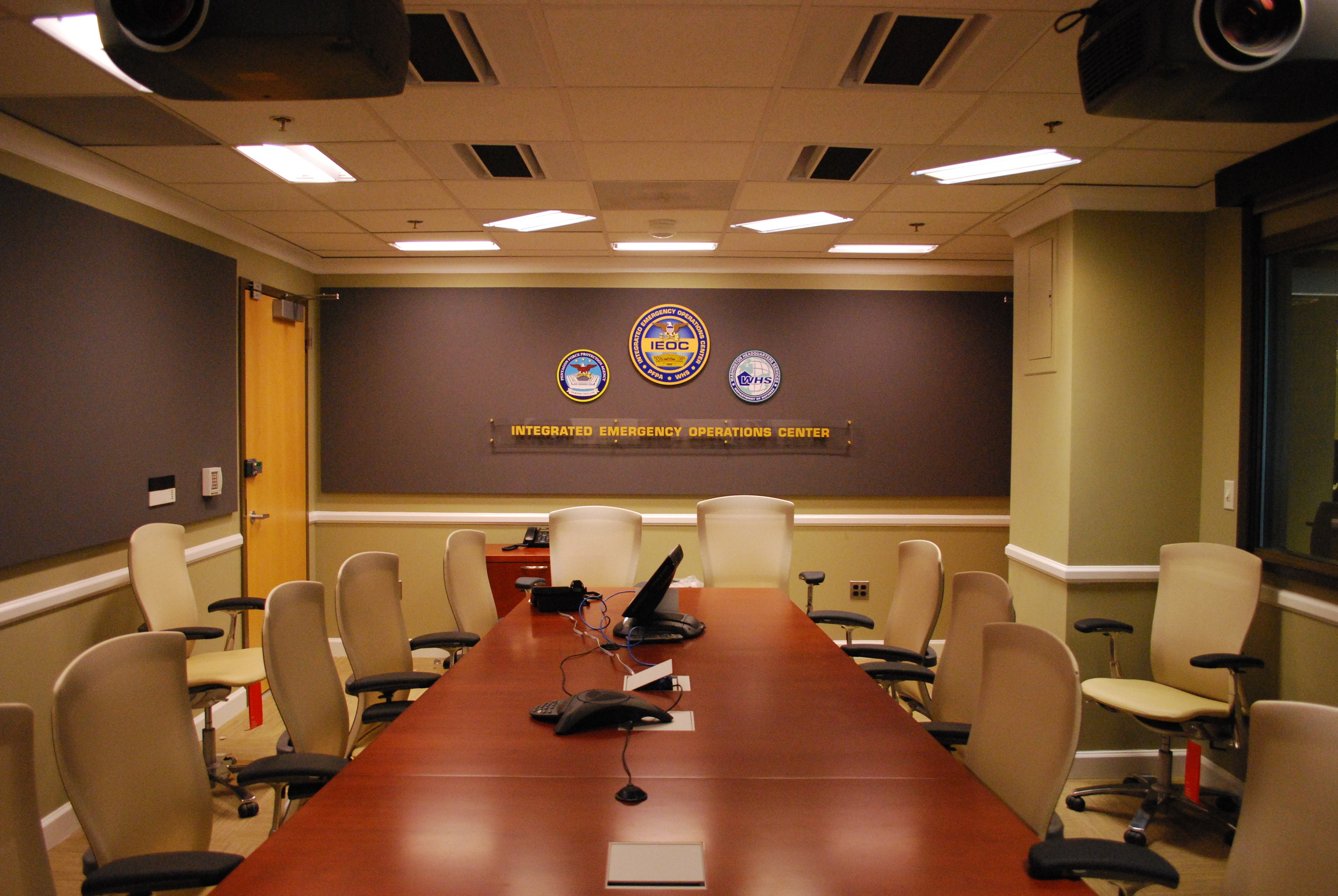 Integrated Emergency Operations Center (IEOC)