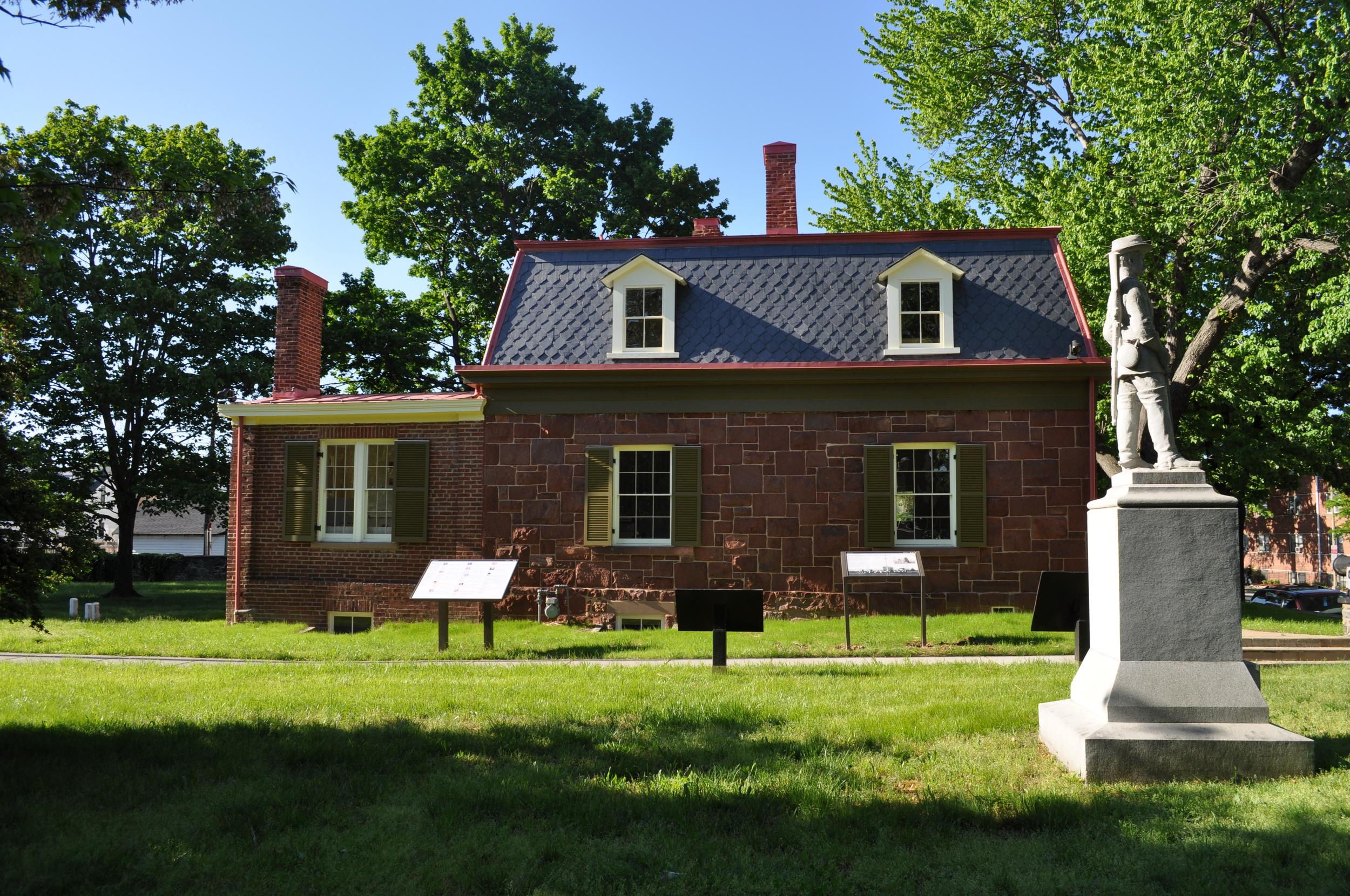 National Battleground Historic Lodge & Rostrum