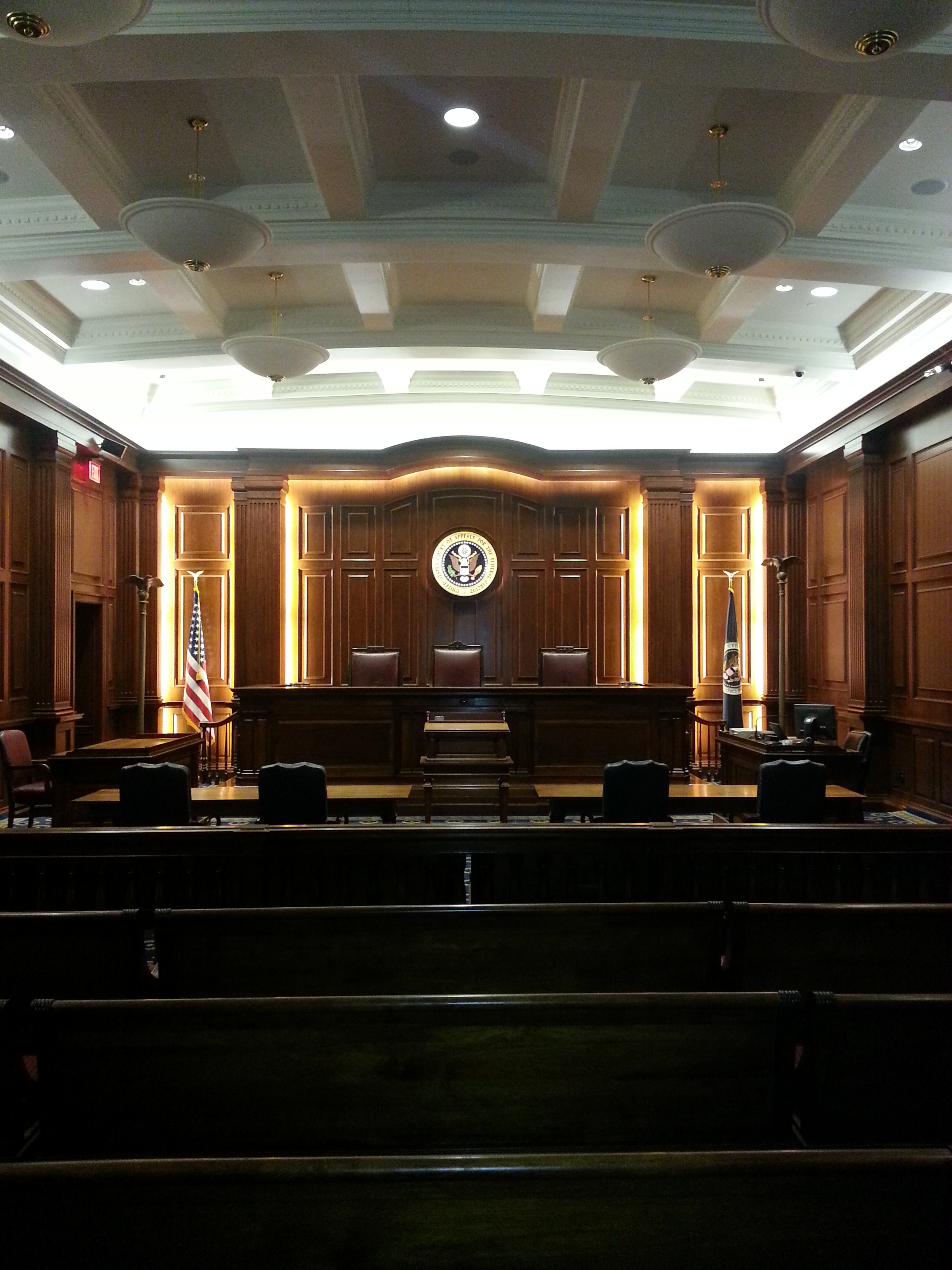 U.S. Federal Court of Appeals