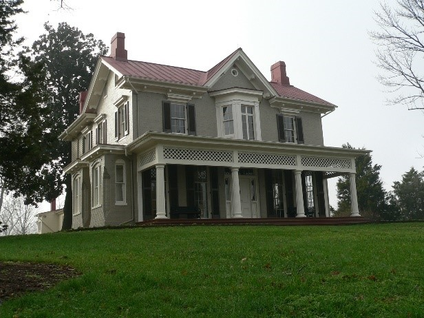 Frederick Douglass House - Historic Renovation