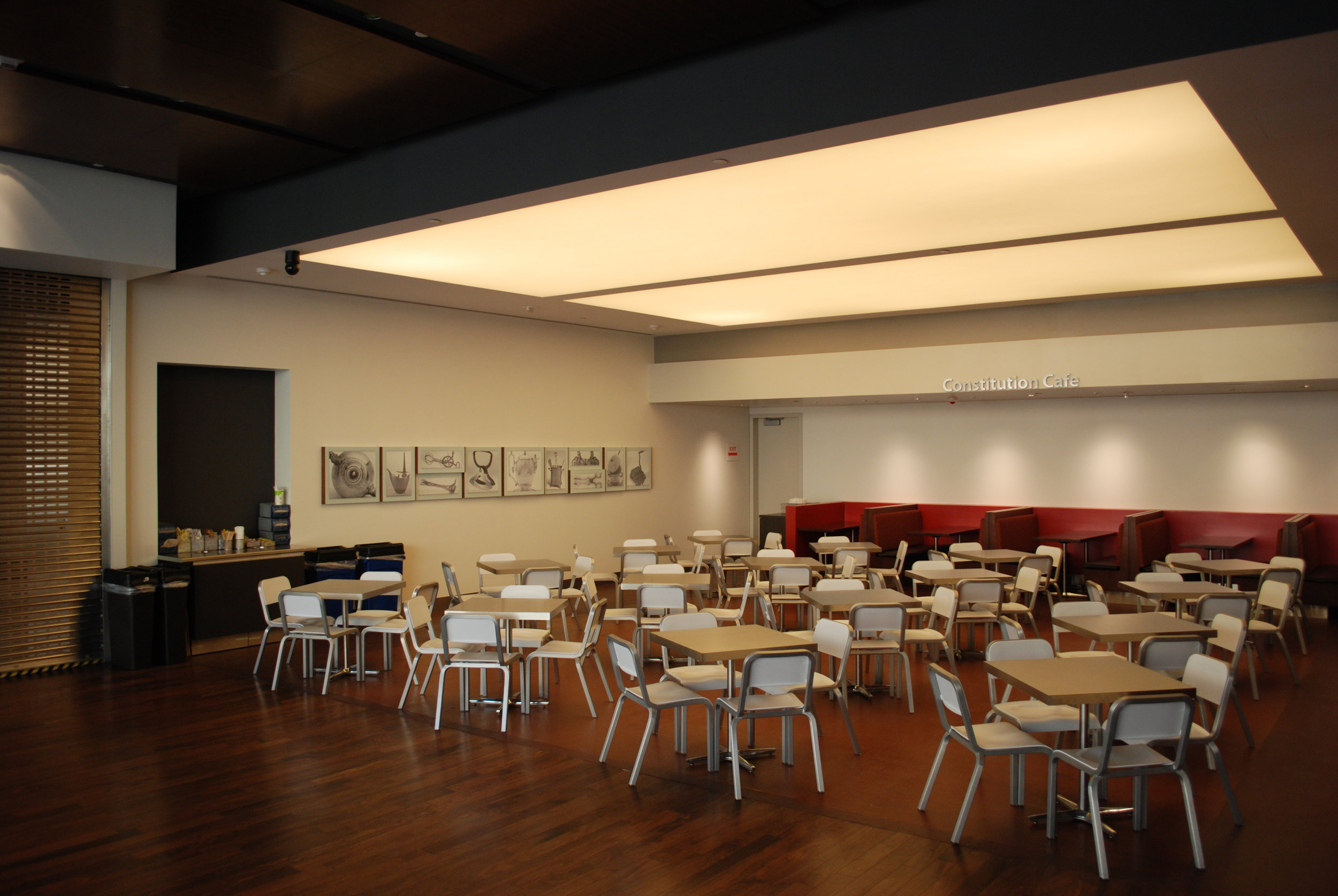 National Museum of American History - Constitution Cafe Renovation