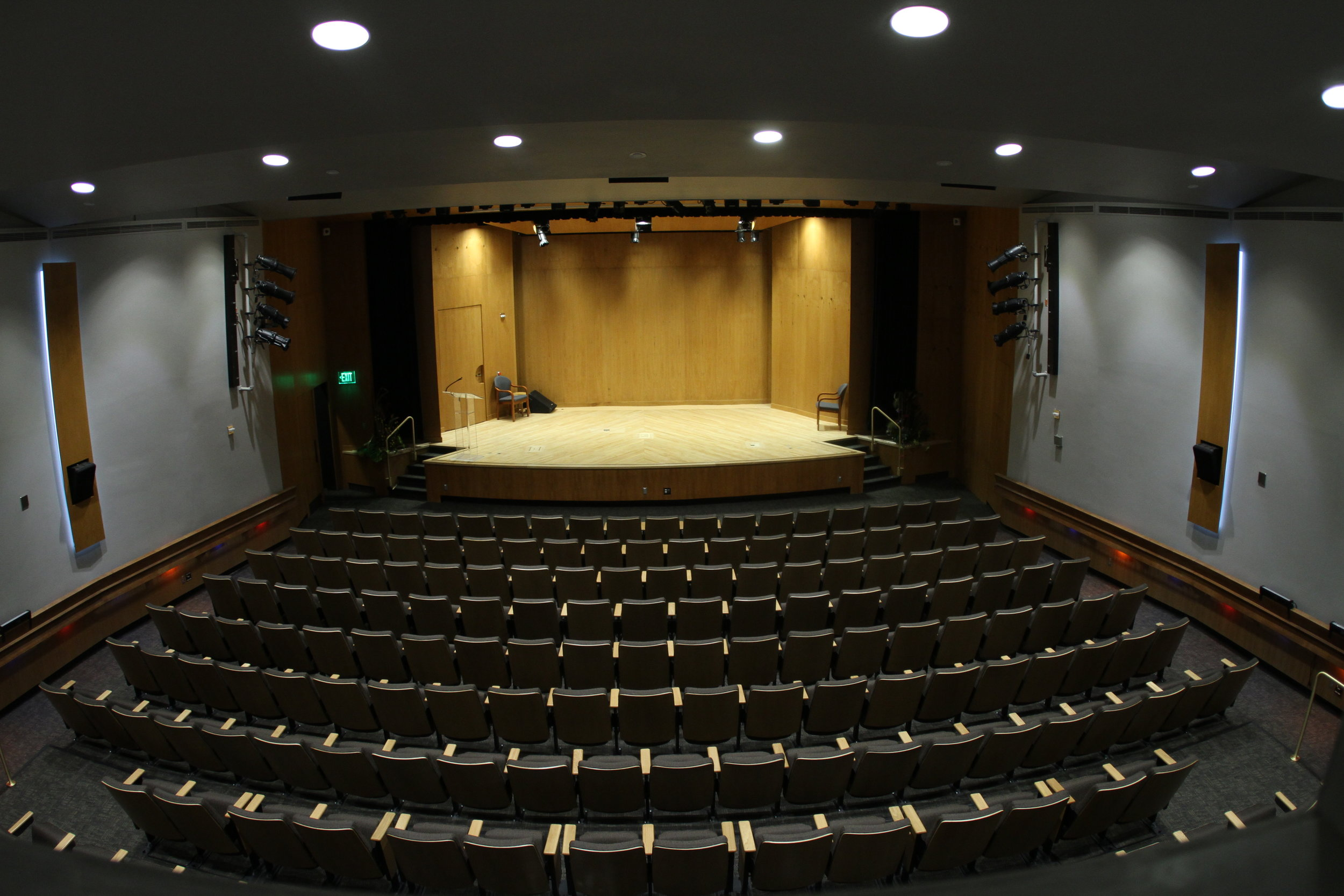 Carmichael Auditorium Renovation
