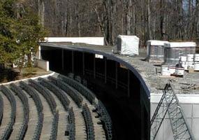 Carter Barron Amphitheater Upgrades