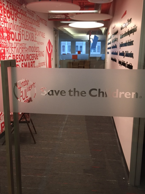 Save the Children HQ Relocation
