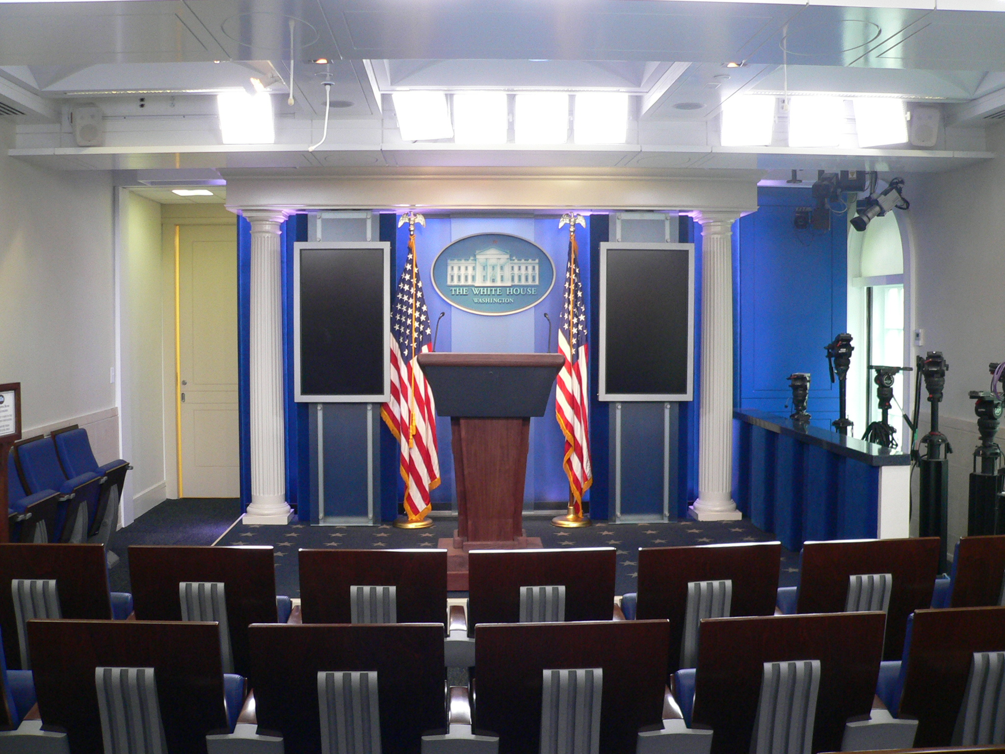 White House Press Room Renovation