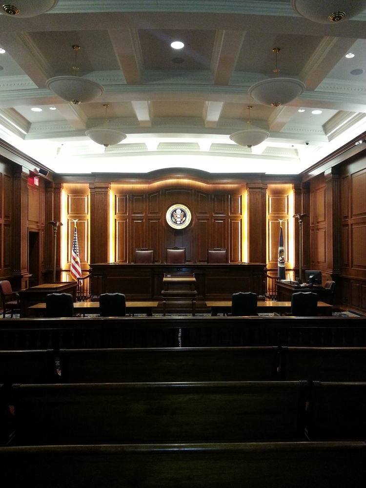 US Federal Court of Appeals Historic Renovation