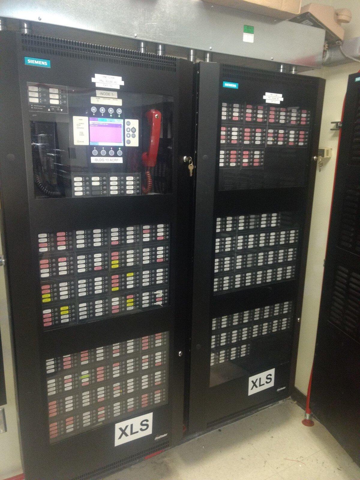 NIH Building 10 Fire Alarm Upgrade