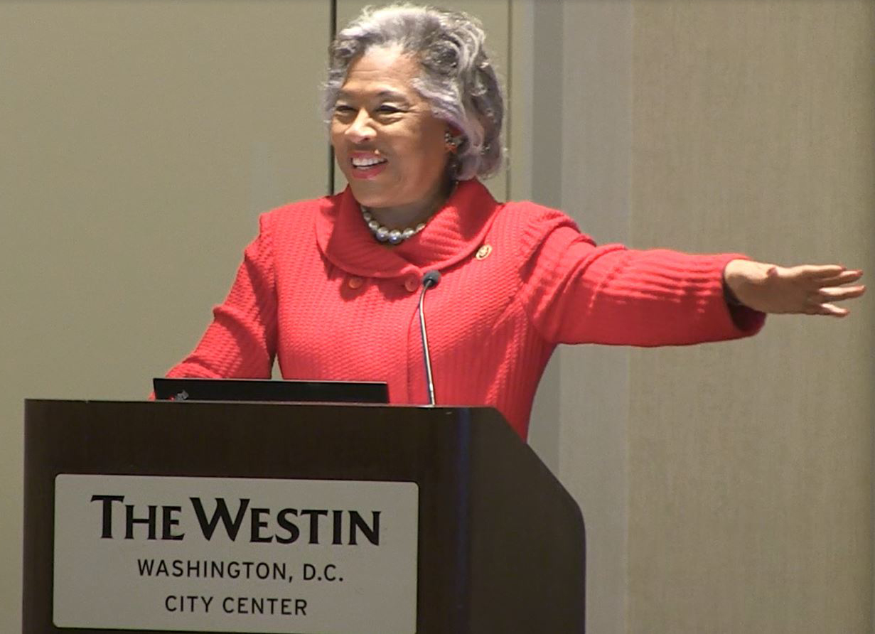 Congresswoman Joyce Beatty (D-OH 3rd District)