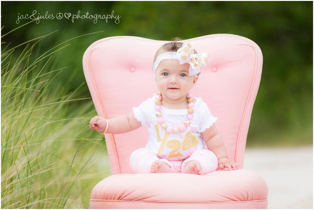 jacnjules photographs a baby at beachwood beach in ocean county nj