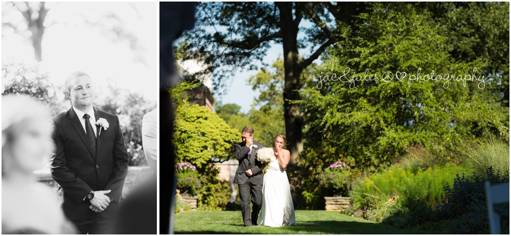 jacnjules photographs outdoor ceremony at drumore estate in pa