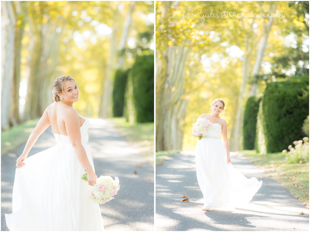 jacnjules photographs the brides portraits at drumore estate in pa