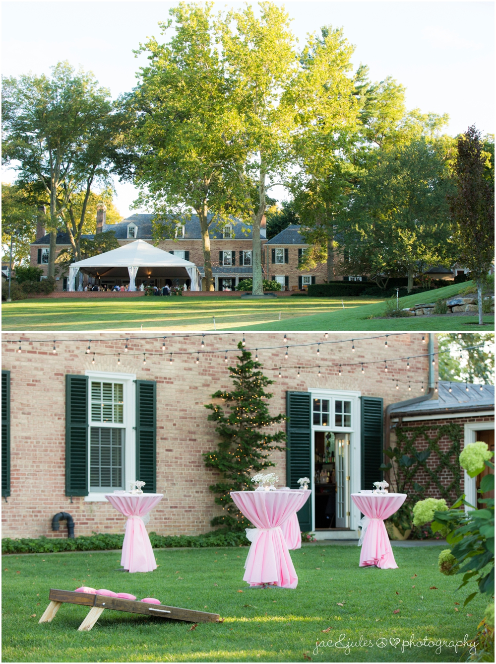 jacnjules photographs a wedding at drumore estate in pa