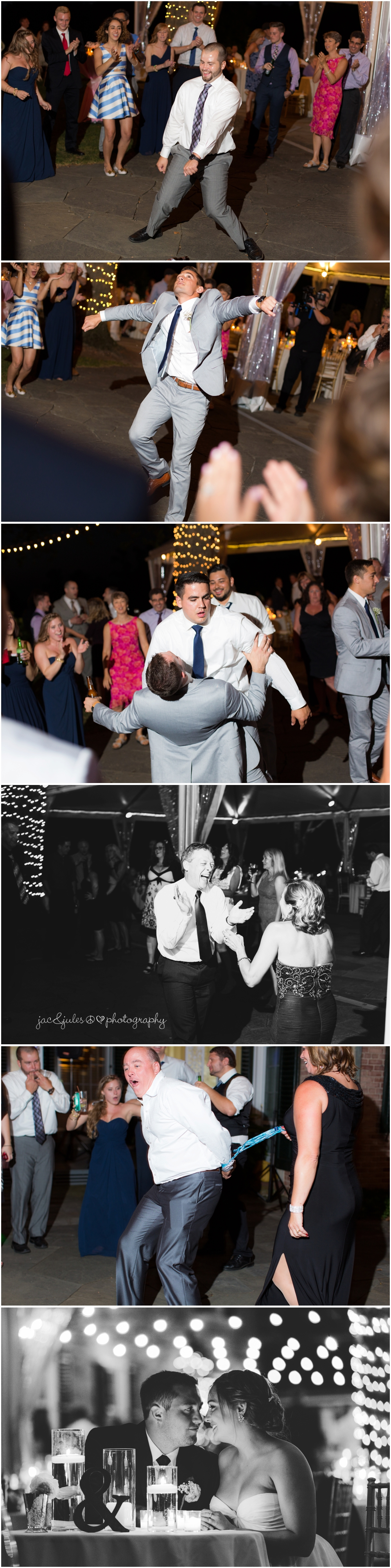 jacnjules photographs a wedding reception at drumore estate in pa