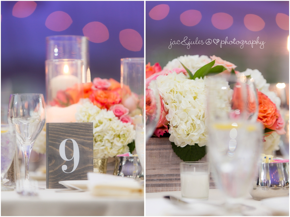 jacnjules photographs wedding details at windows on the water at frogbridge