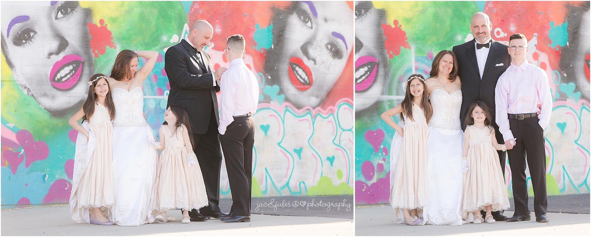 jacnjules photographs wedding anniversary in Asbury NJ