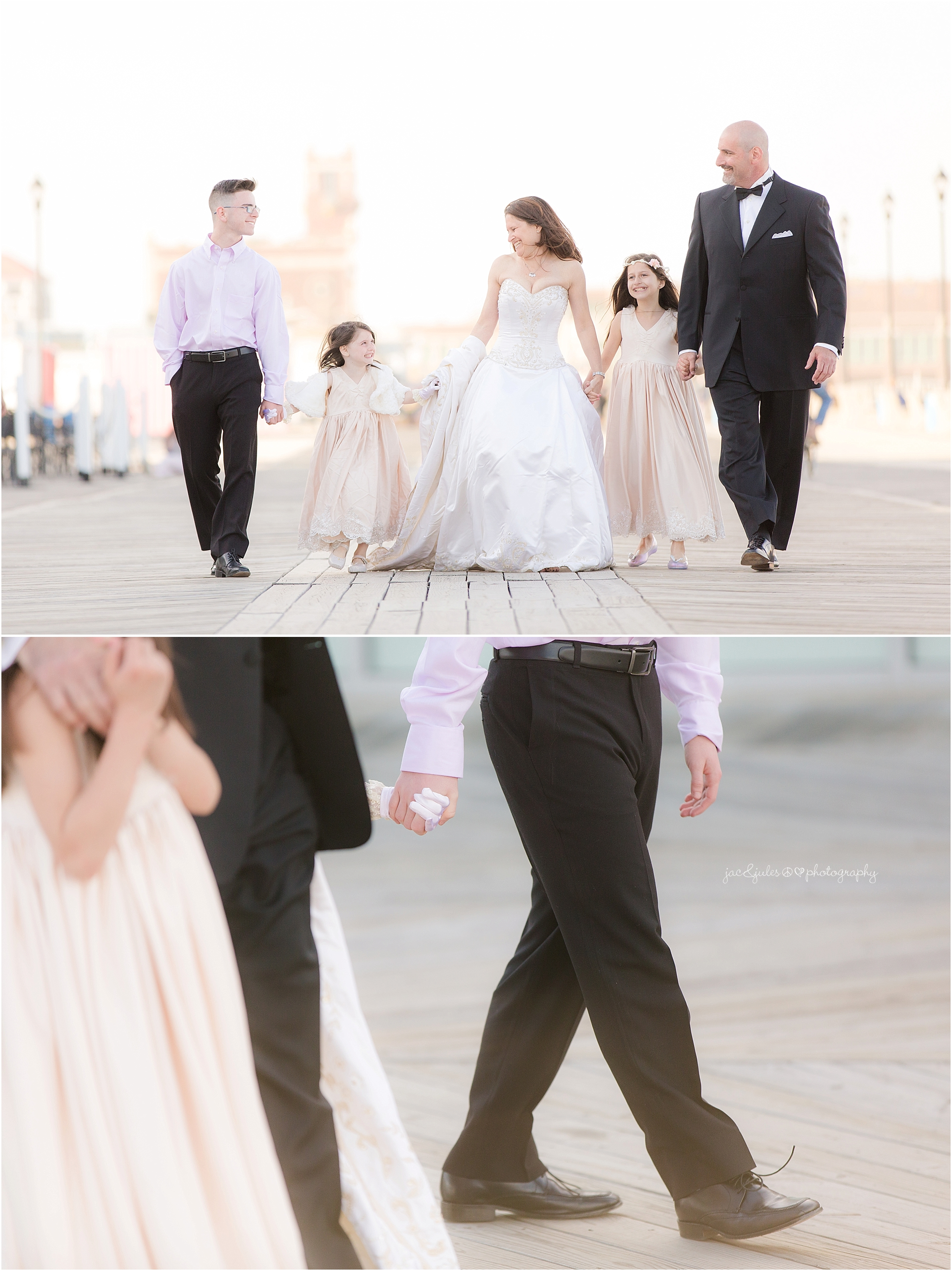jacnjules photographs wedding anniversary in Asbury Park NJ