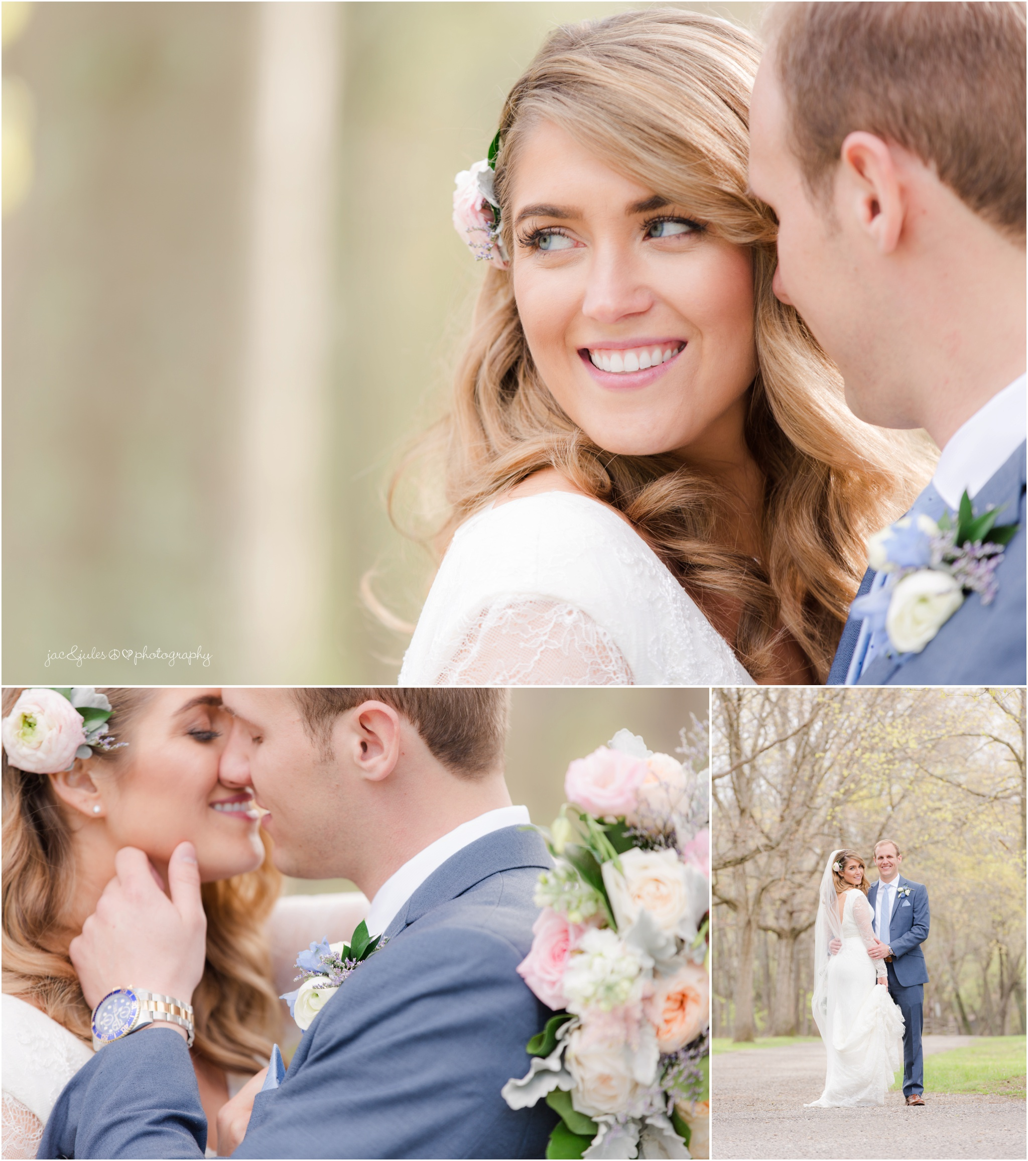 intimate photos of bride and groom