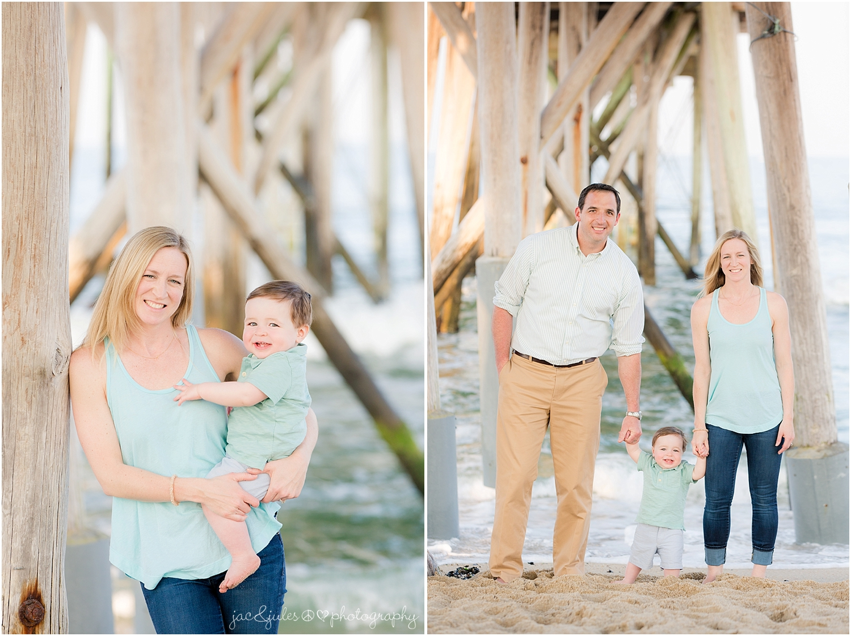 jacnjules photographs family on the beach in belmar nj