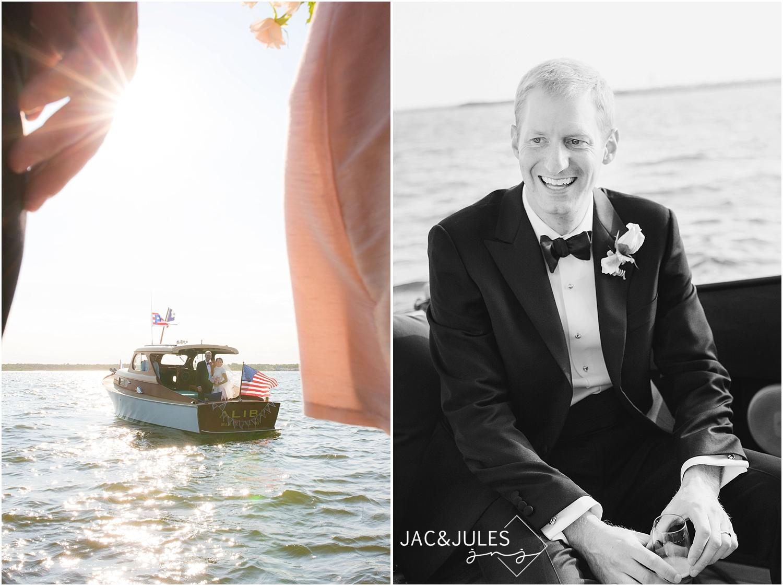 jacnjules photograph a beautiful beach wedding in mantoloking nj