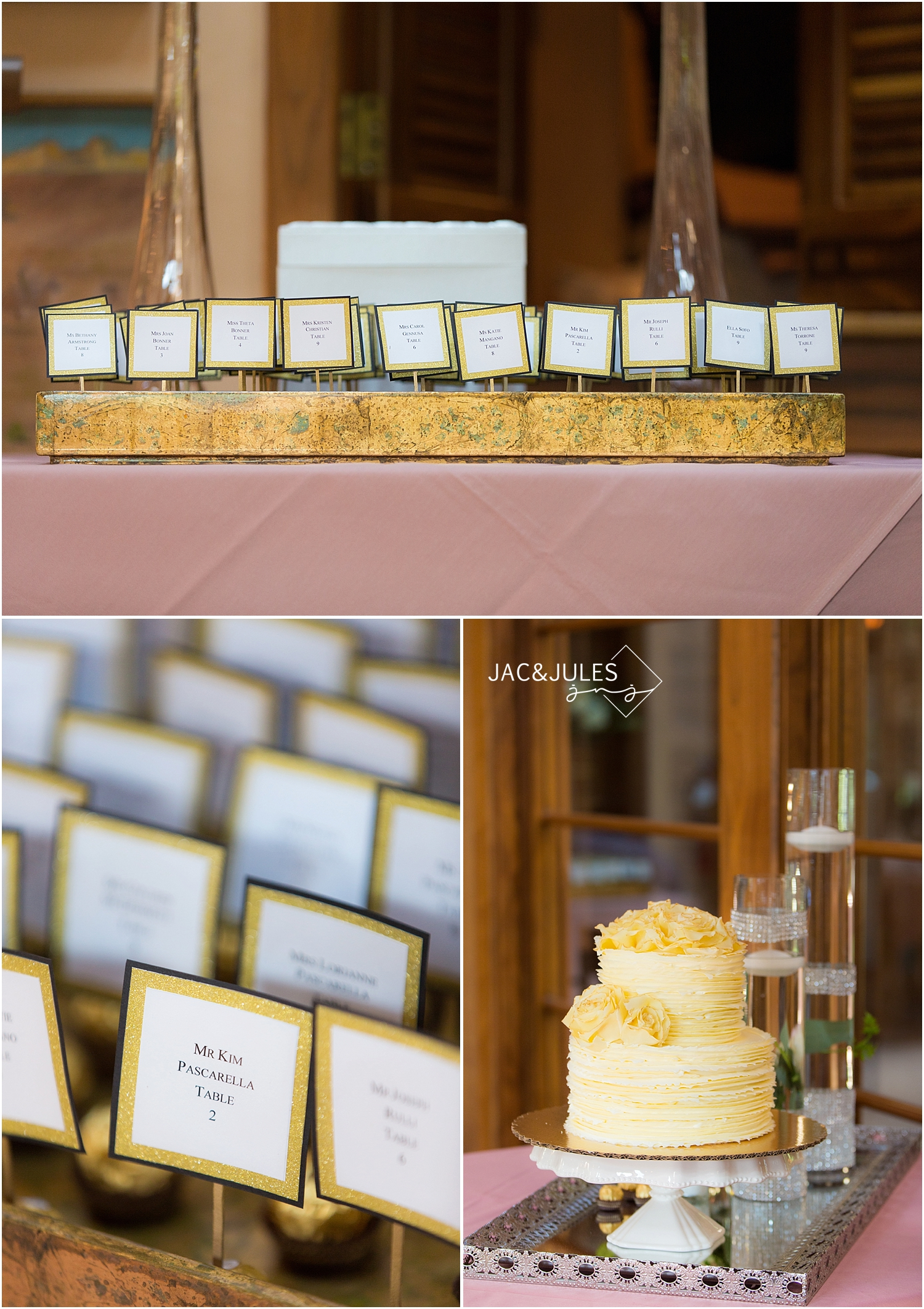 jacnjules photograph a wedding at nauvoo grill in fair haven nj