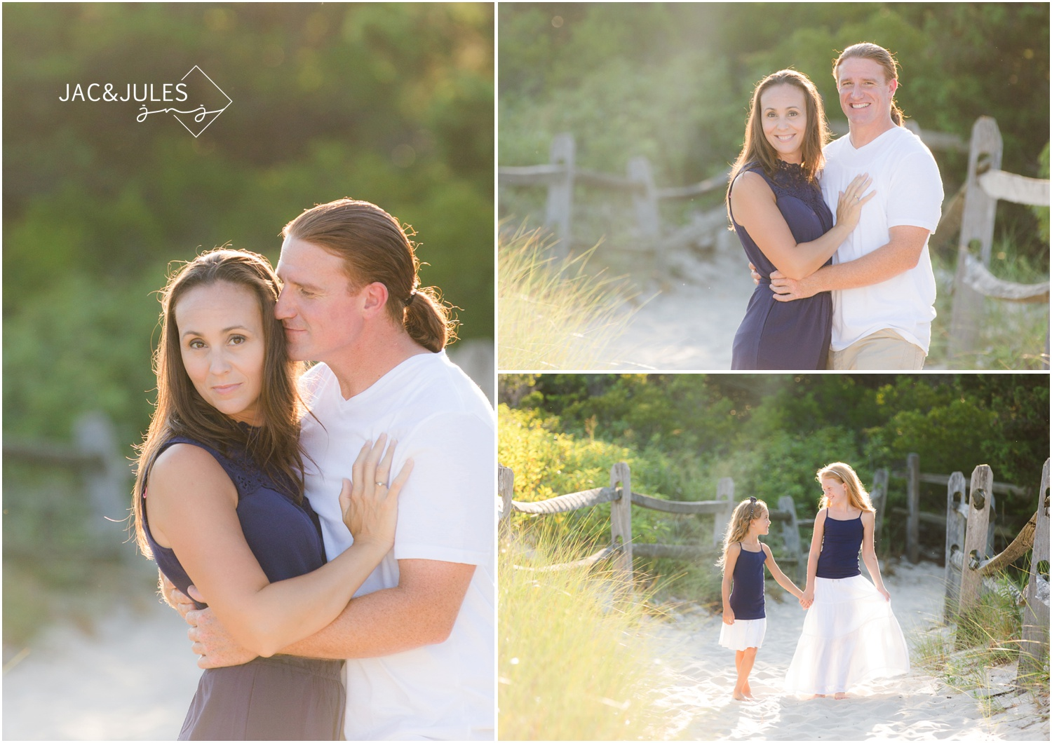 gorgeous Family Photos in Seaside Park, NJ