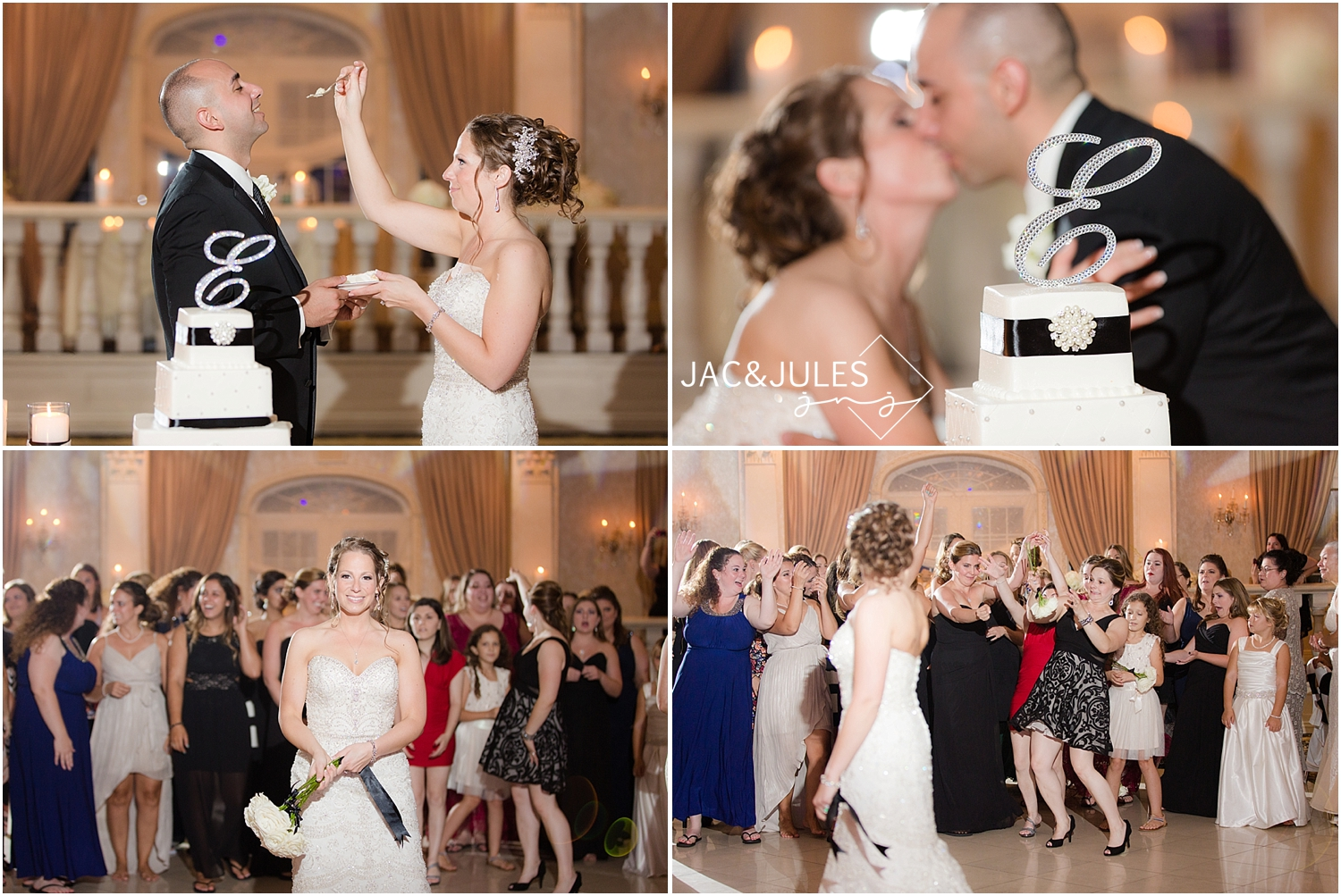 jacnjules photograph fun wedding reception at Nanina's in the Park
