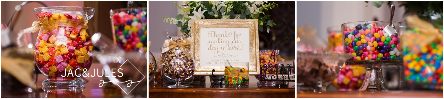 candy bar at eagle oaks golf and country club in wall, nj.