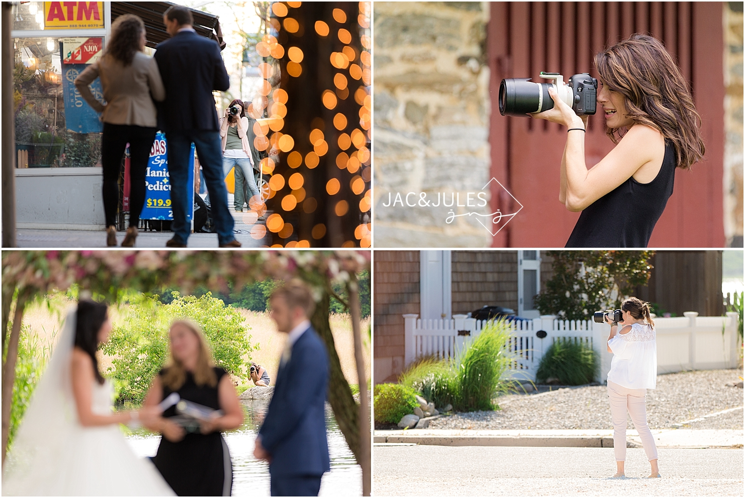 jacnjules goes behind the scenes with nj wedding and family photography