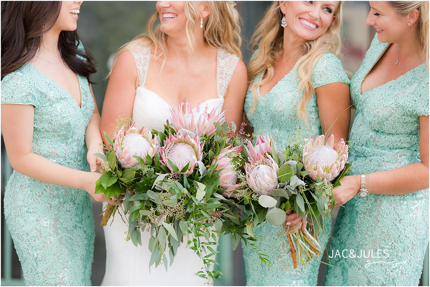 jacnjules photographs asbury wedding with bouquets by narcissus florals in toms river nj