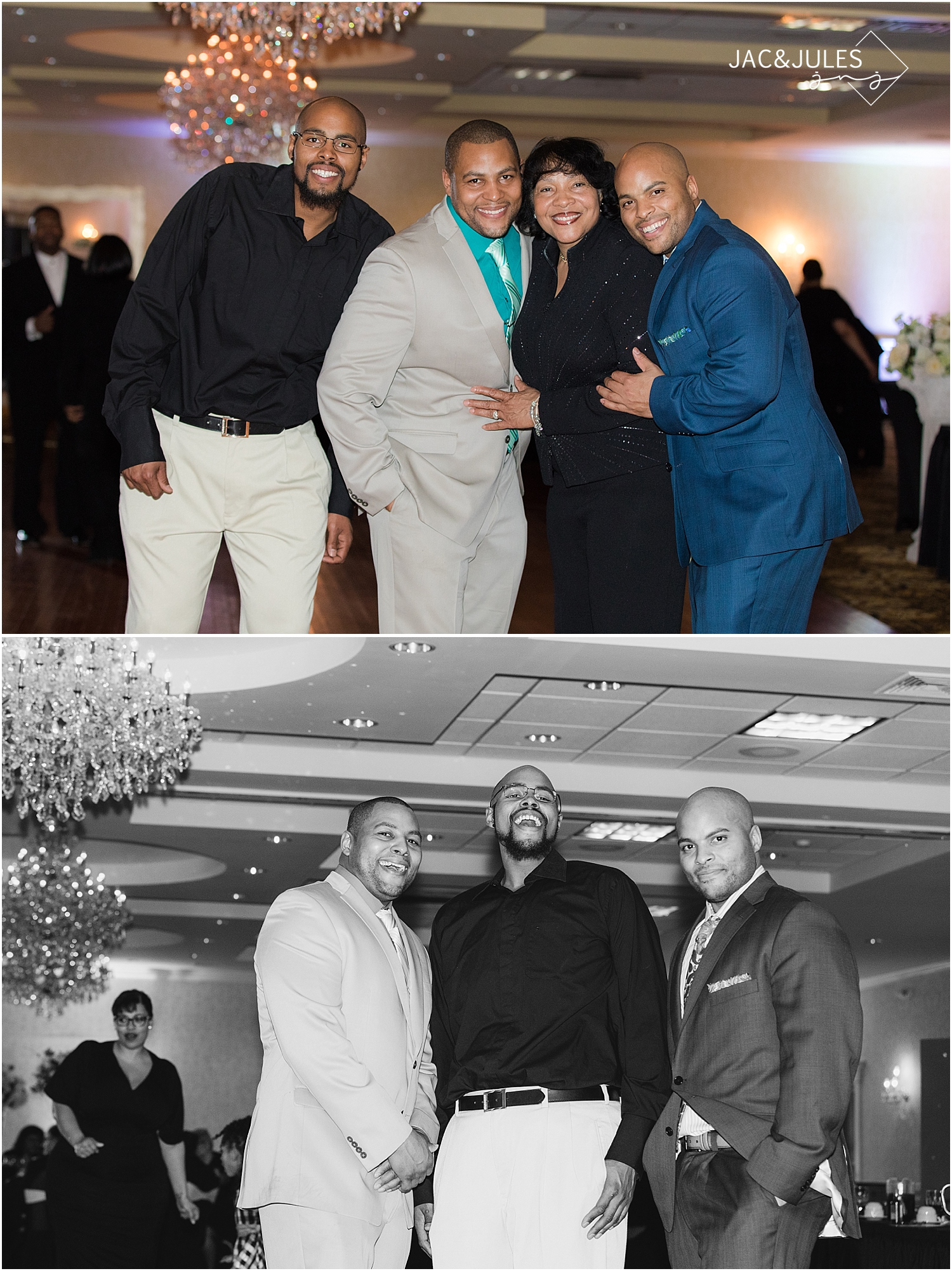jacnjules photographs retirement party at holiday inn in east windsor, NJ