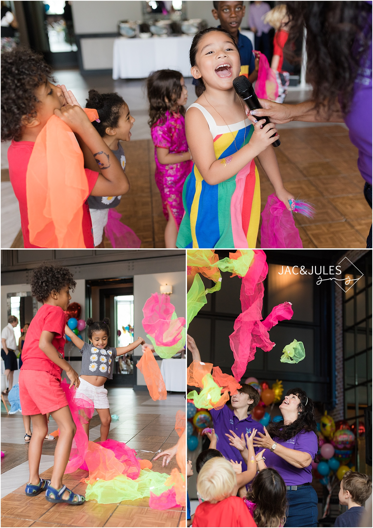 fun activities for a kid birthday party