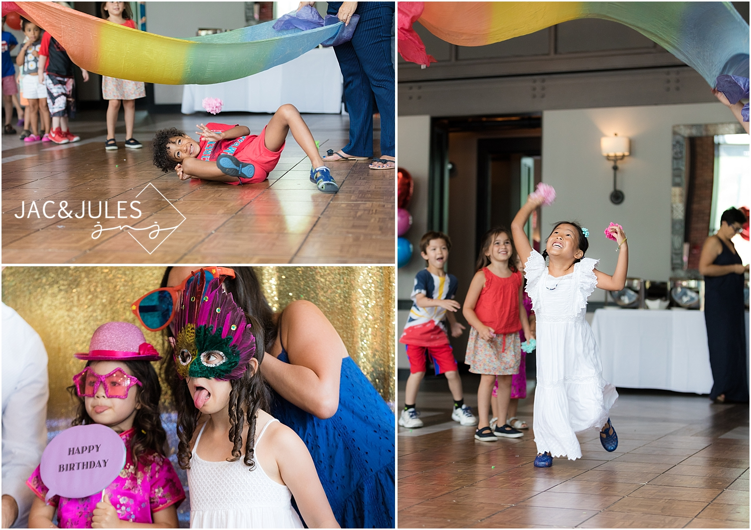 fun kids activities at liberty prime steakhouse party