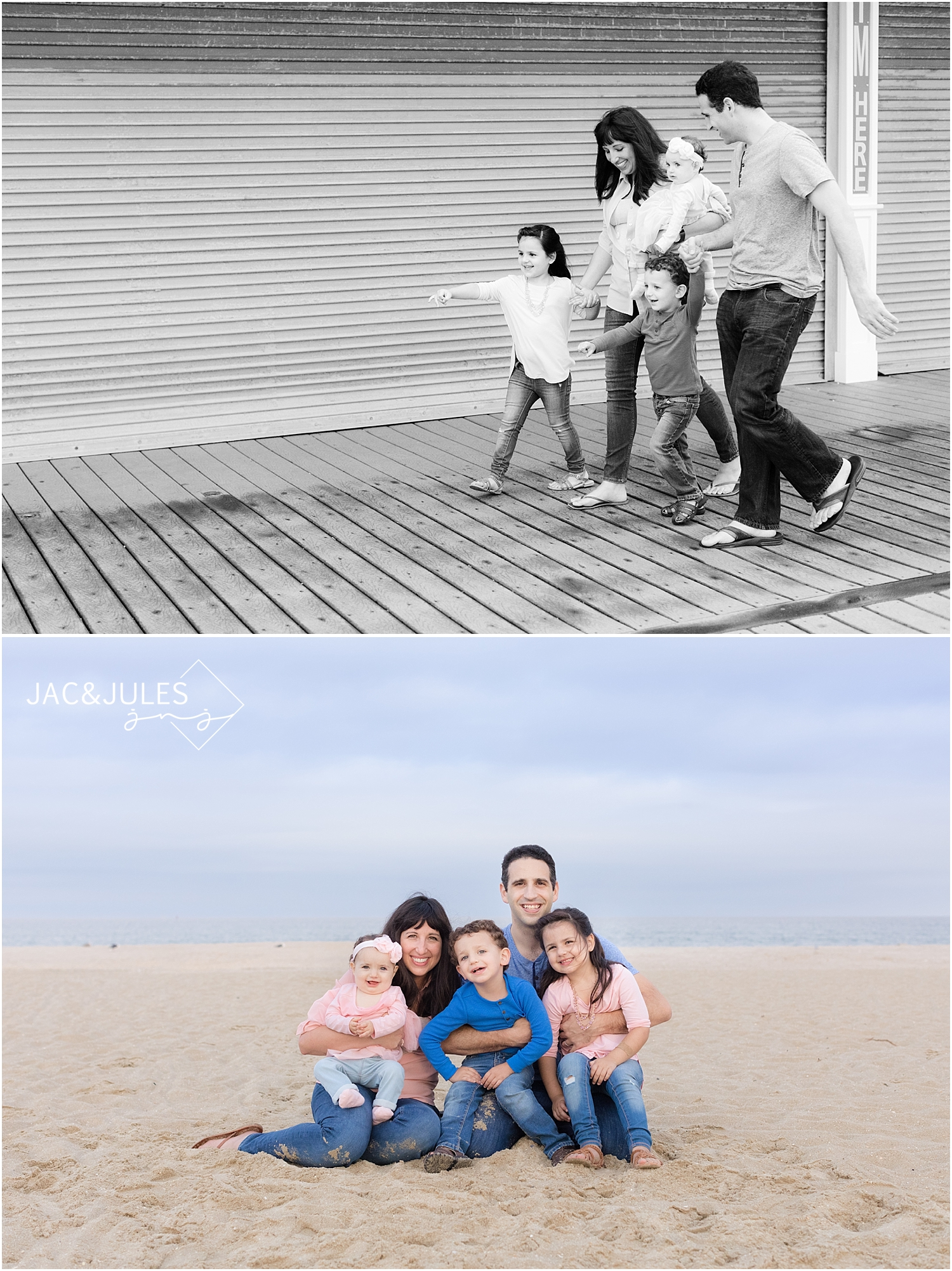 jacnjules photograph modern family in point pleasant nj