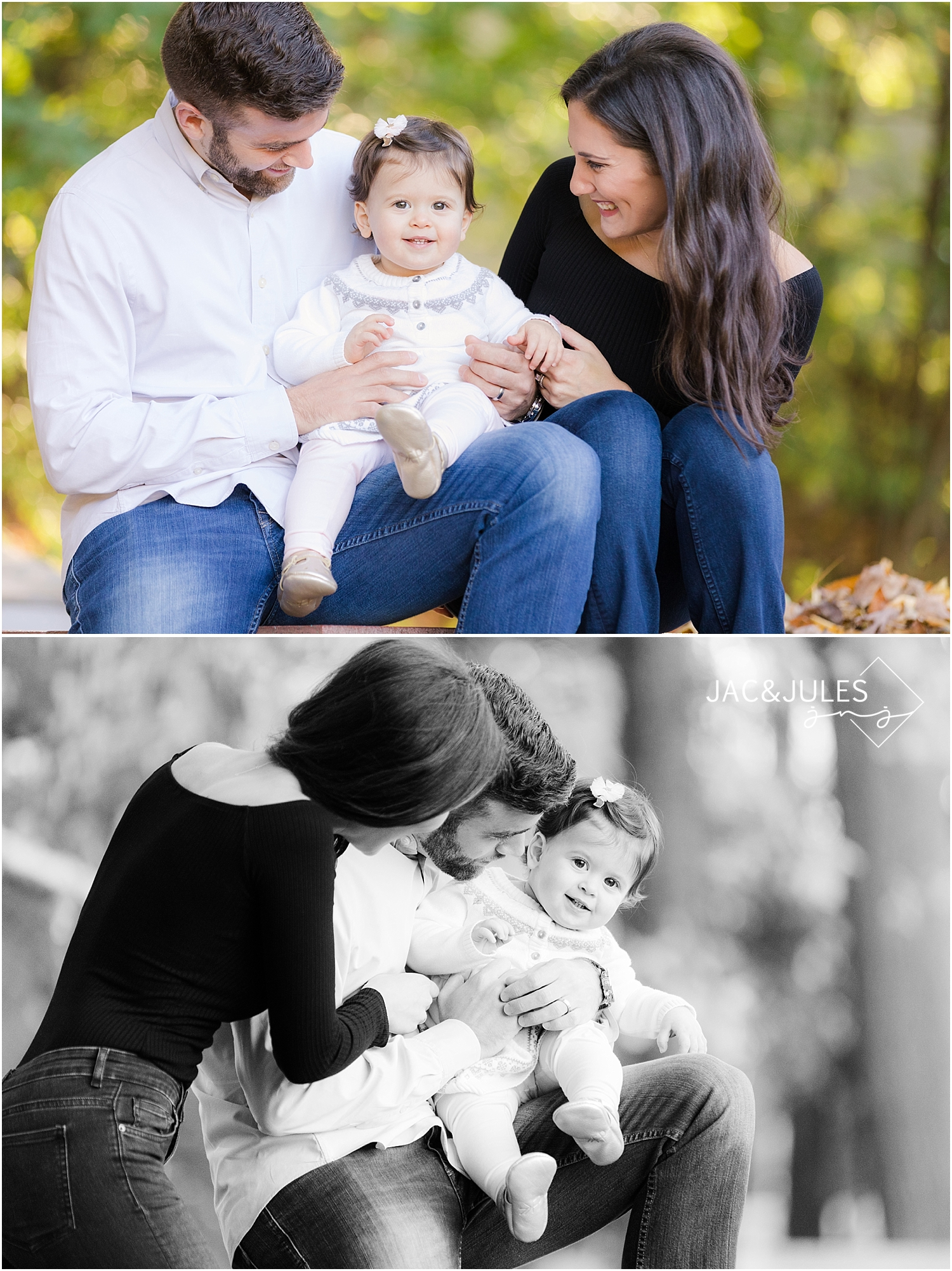 candid family photos in mountain lakes nj