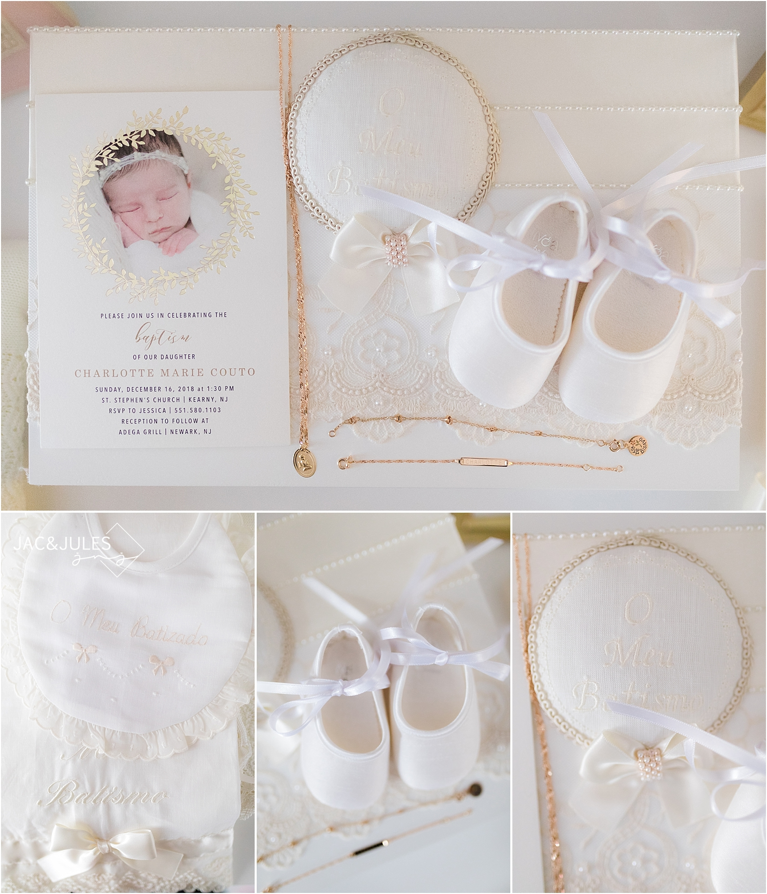 baby girl baptism details in north jersey