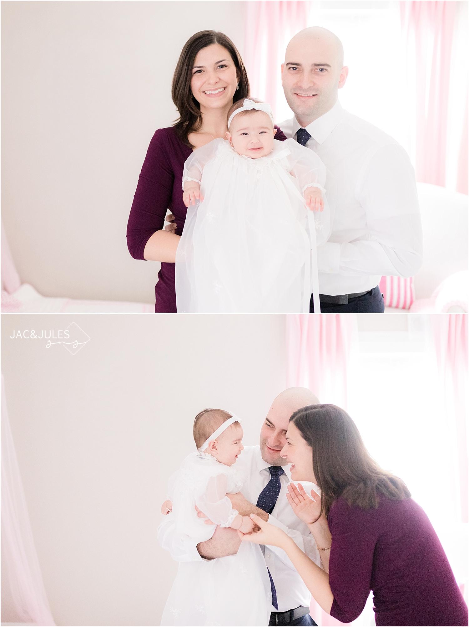 family photo in home in nnj