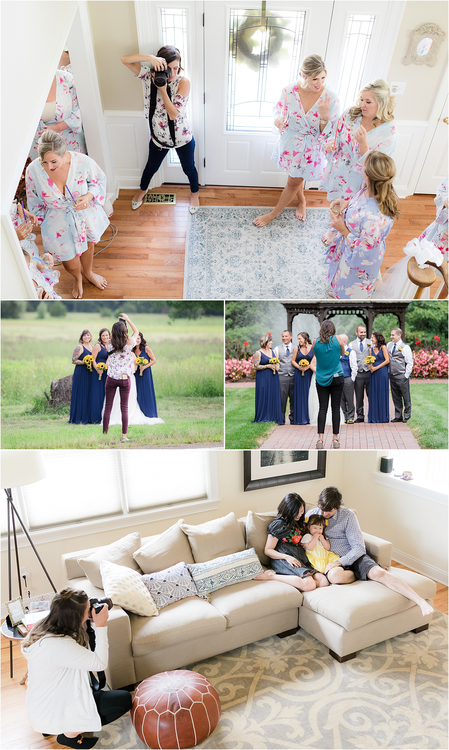 behind the scenes with nj photographers