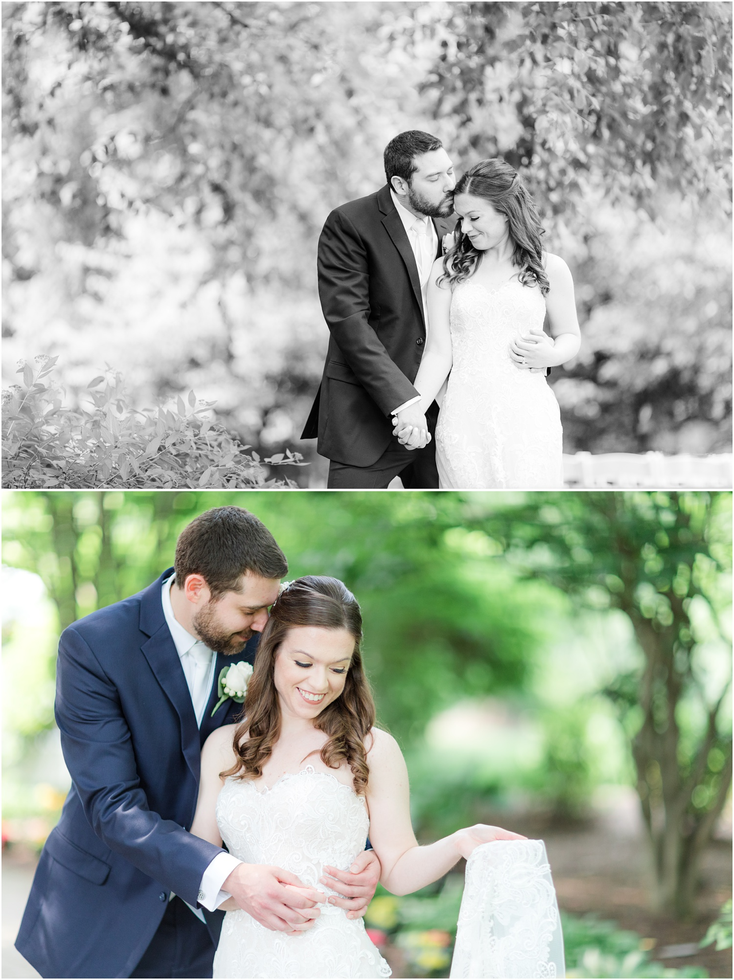 Bride and groom portraits at The Grain House in Basking Ridge, NJ.