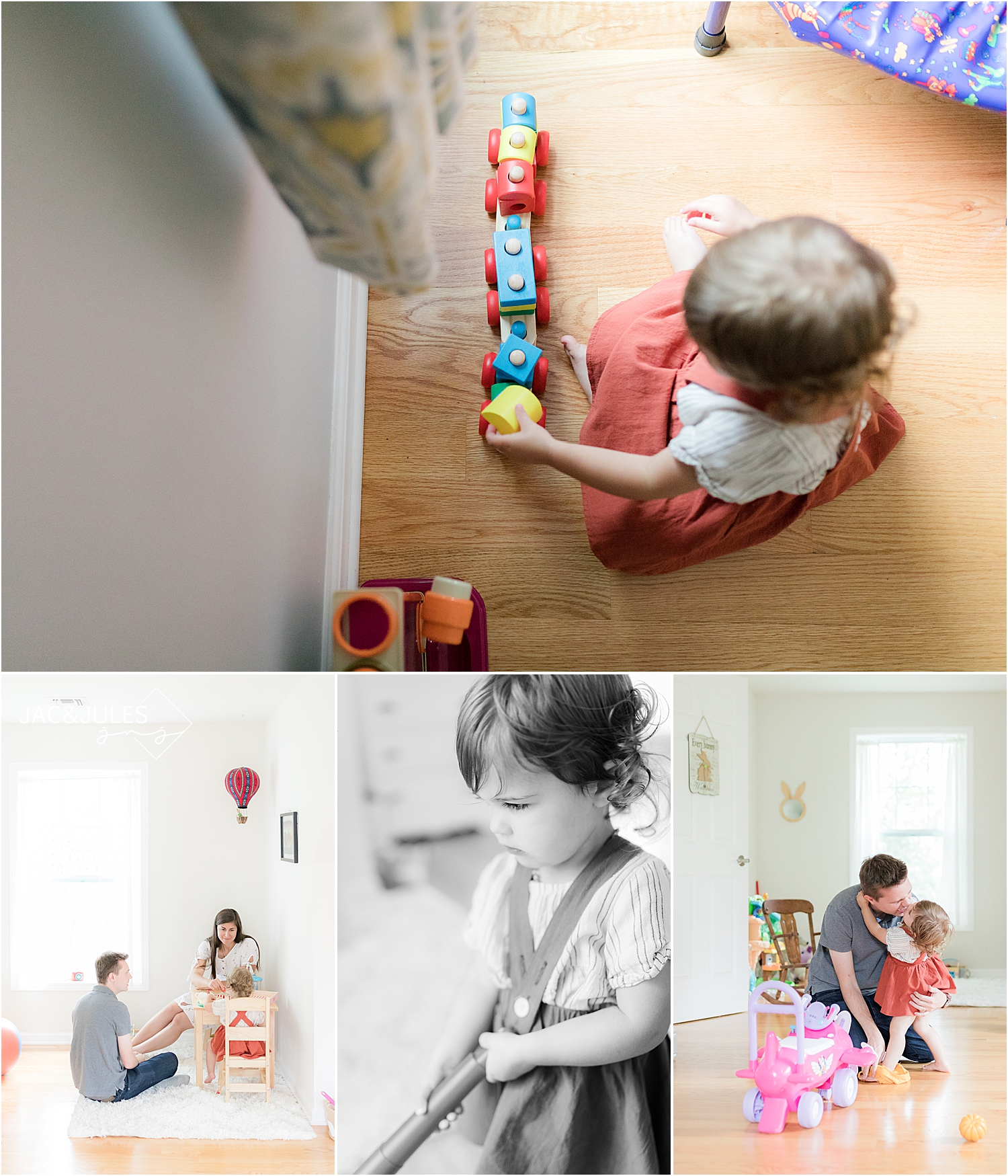 toddler plays at home in monmouth county nj