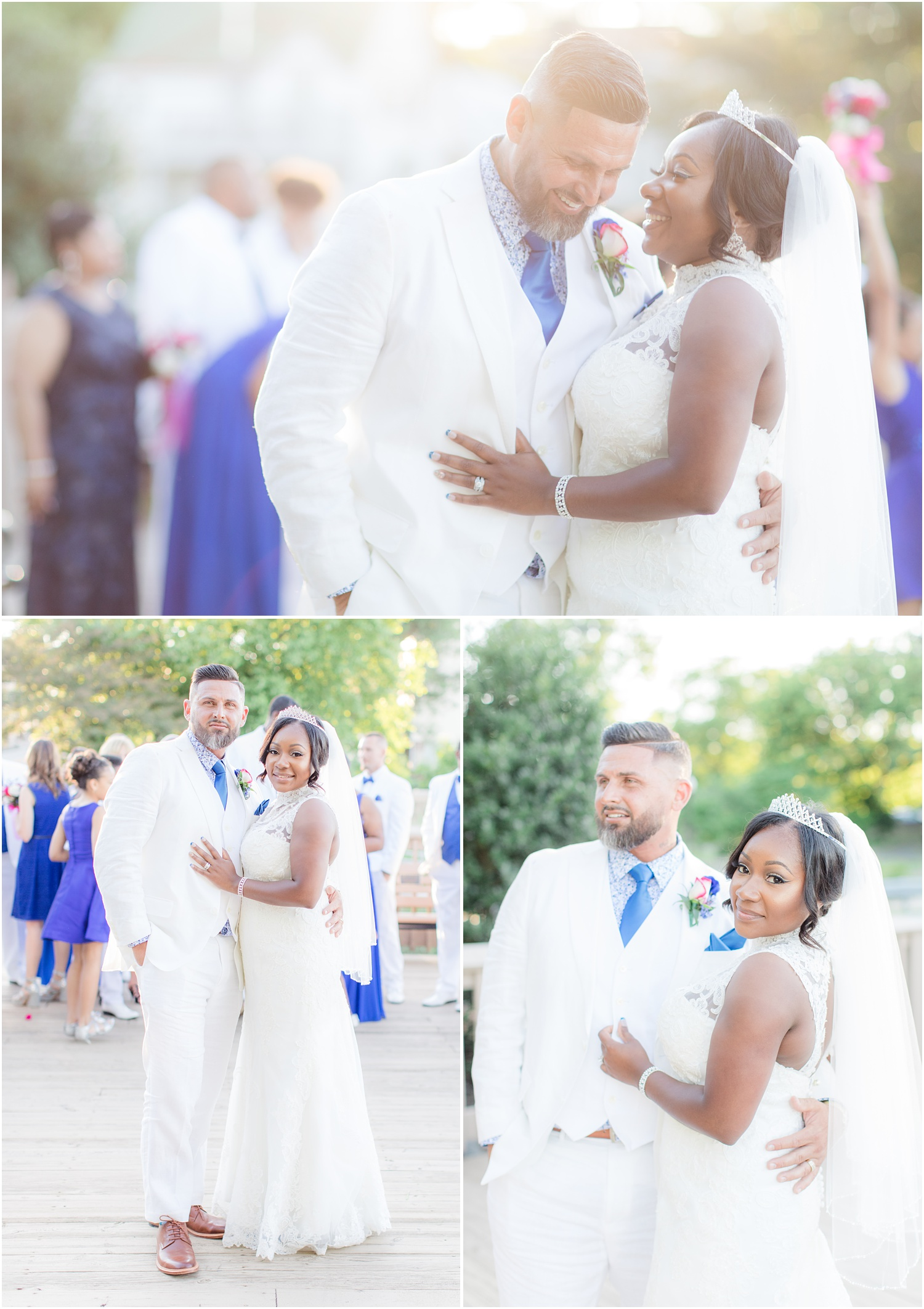 dreamy Bride and groom photos in Chesapeake City, MD.