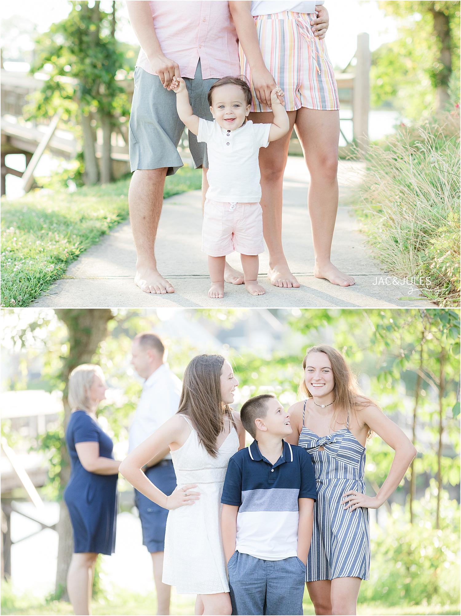family pictures in spring lake nj