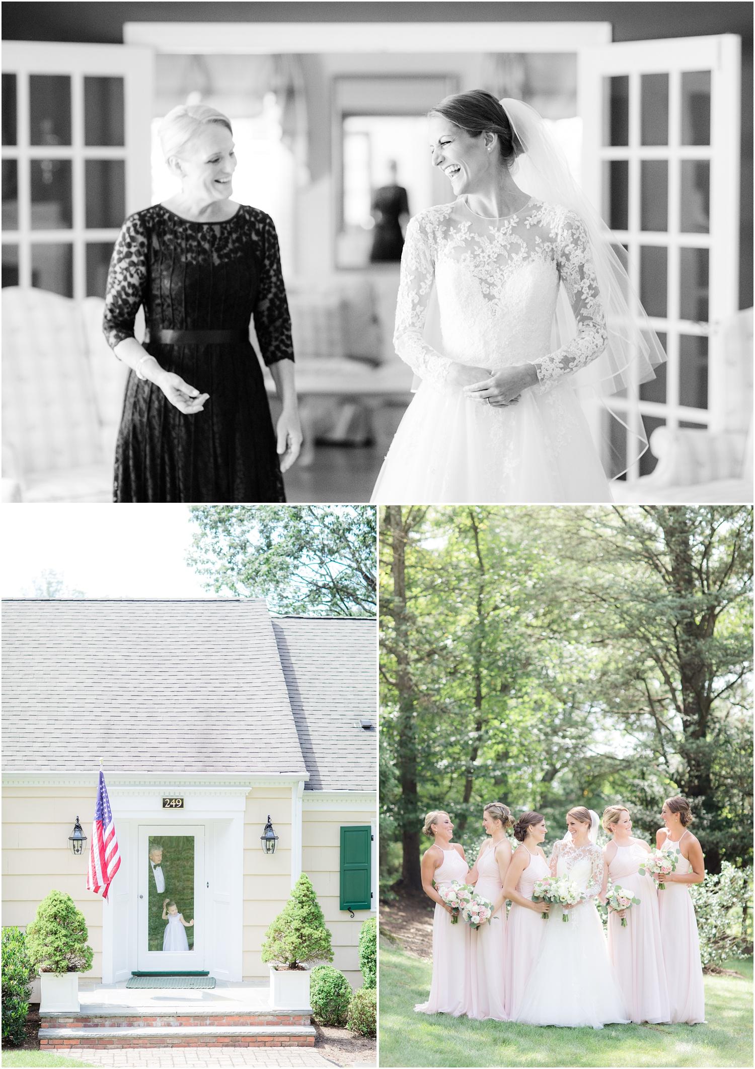 Copy of Bridesmaid photos home in Short Hills, NJ.