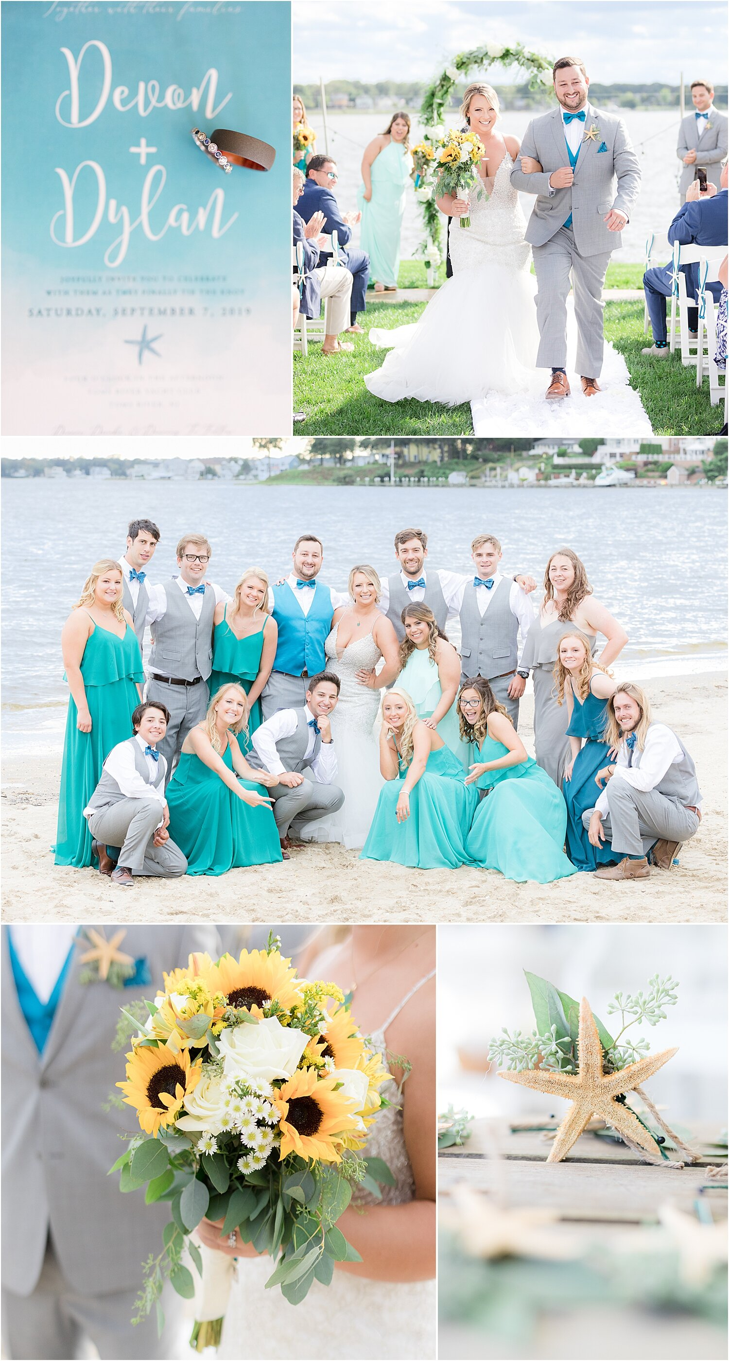 rustic chic mountainside wedding photos at Skyview Golf Club in Sparta, NJ