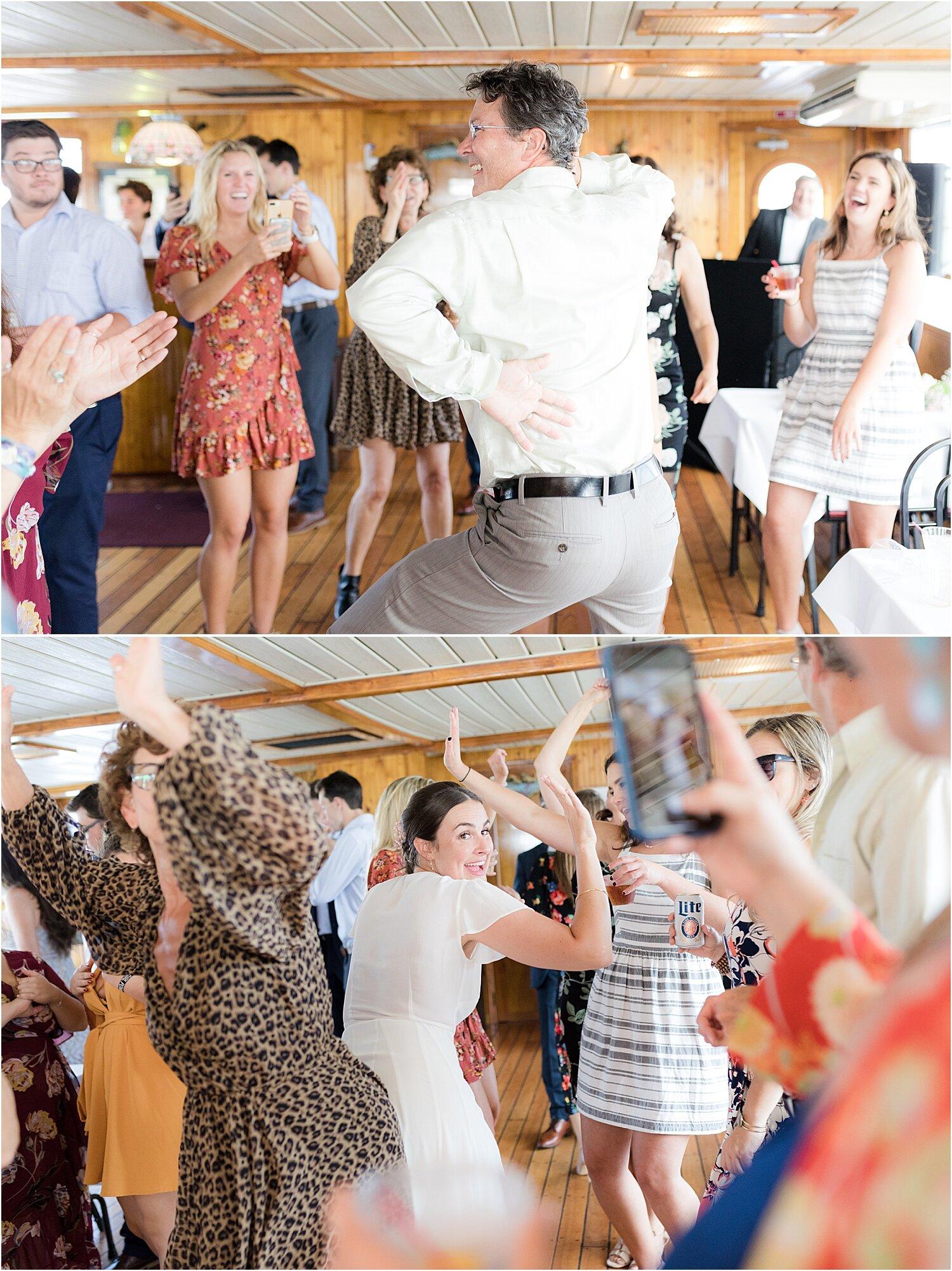 River Queen Wedding Photos in Brielle NJ