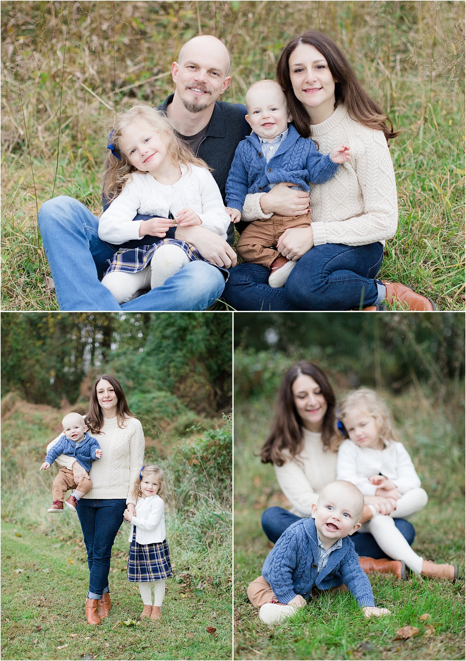 relaxed family photos in holmdel nj