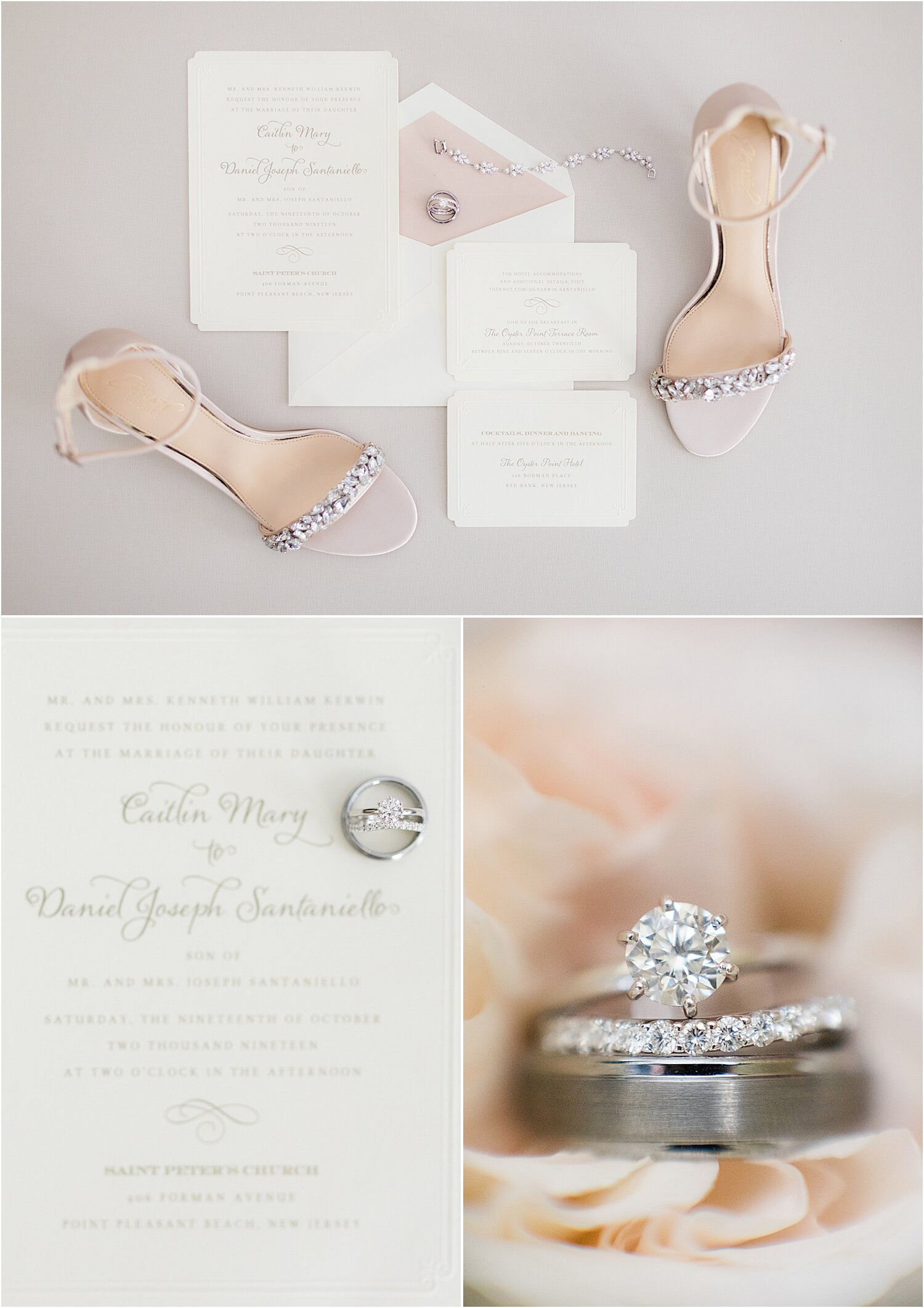 oyster point yacht club wedding details